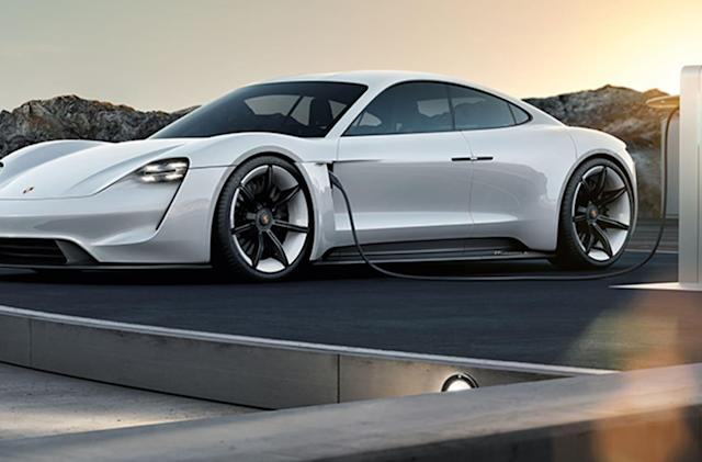 Porsche Taycan owners will get three years of free charging