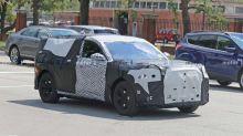Flagra: SUV inspirado no Mustang finalmente aparece