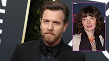 Ewan McGregor's estranged wife Eve Mavrakis slams his controversial Golden Globes' speech