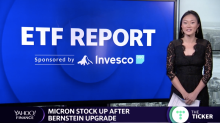 ETF Report: Semiconductor Index pops on Micron upgrade