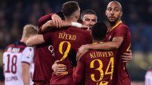Roma far from convincing in Serie A win