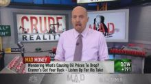 Could be a bad call to bet on oil stocks: Cramer