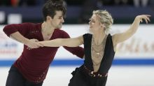 Madison Hubbell, Zachary Donohue turn to a legend for final Olympic ice dance run