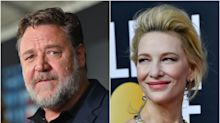 Russell Crowe, Cate Blanchett And More Address Australia Fires At 2020 Golden Globes