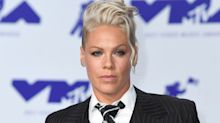Pink has something to say about people who shame mums breastfeeding in public