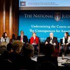 Judges Push Back at Trump's Anti-Judiciary Tweets