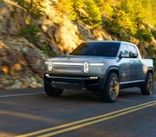 Ford invests $500 million in electric truck startup Rivian