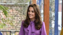 Kate Middleton and Melania Trump love this $1,800 blouse — shop the look starting at just $55