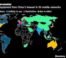 U.K. Looks at Huawei Install Ban Next Year to Placate Hawks