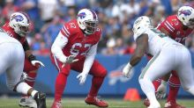 Former Buffalo Bills left guard Quinton Spain is on the market. Should the Bears pursue him?