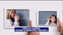 Apple may release larger iPad