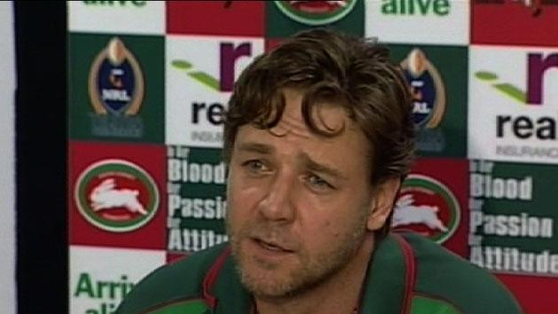 Crowe to sell Rabbitohs share