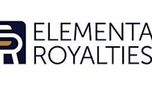 Elemental Royalties Announces Record Quarterly Royalty Revenue in Q2 2020