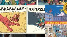 Le Roi des bourdons met le monde de la bande dessinée en boîte