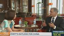 Hyatt: Austerity in China is the 'new normal'