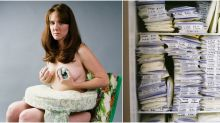 These Raw Photos Show the Side of Breastfeeding You Don't Typically See