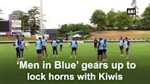 'Men in Blue' gears up to lock horns with Kiwis