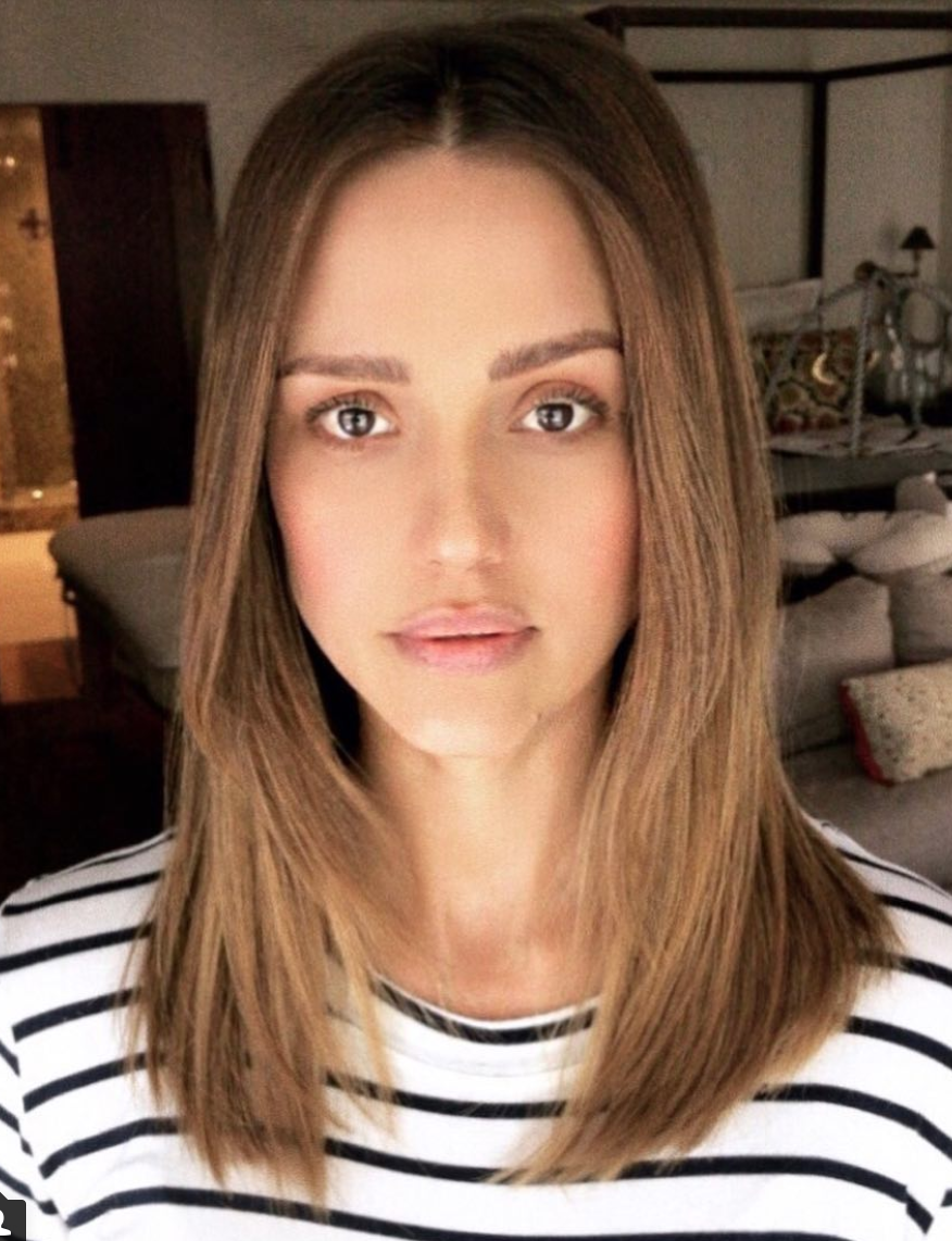 Apologise, jessica alba shaved magnificent words