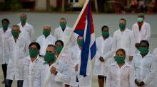 Panamá descarta contratar médicos cubanos em meio a críticas dos EUA e protestos internos