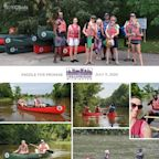 CWorthy CSols Team Participates in the Paddle for Promise Fundraiser