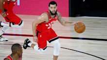 Could the Raptors lose Fred VanVleet to the Knicks?