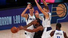 Basket - NBA - NBA: Kristaps Porzingis (Dallas) forfait pour le reste de la série face aux Clippers