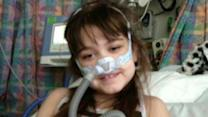 Sarah Murnaghan's battle for survival continues