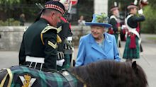 Queen Elizabeth and Prince Harry Have Both Had Run-ins with Cruachan, the Mischevious Shetland Pony