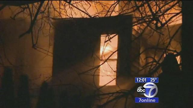 Early morning fatal fire in Jersey City