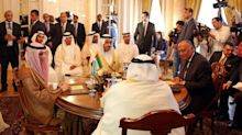 Arab states angry over Qatar's dismissal of their demands