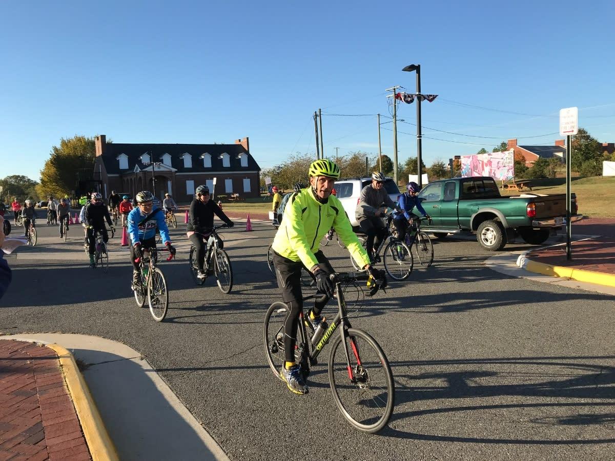 Supervisor Dan Storck will host the annual Tour de Mount Vernon bike ride on Saturday, Oct. 3.