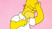 """""""Die Simpsons"""" tragen alle Corona-Maske - außer Homer"""