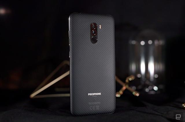 Poco teases a sequel to its legendary F1 phone