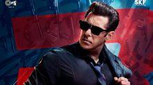 """Salman Khan Wields a """"Selfish"""" Pen for 'Race 3'"""