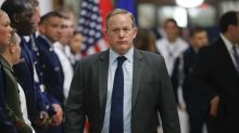 Sean Spicer unlikely to disappear from television