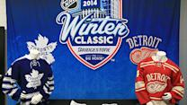 Leafs, Wings floundering as Winter Classic approaches