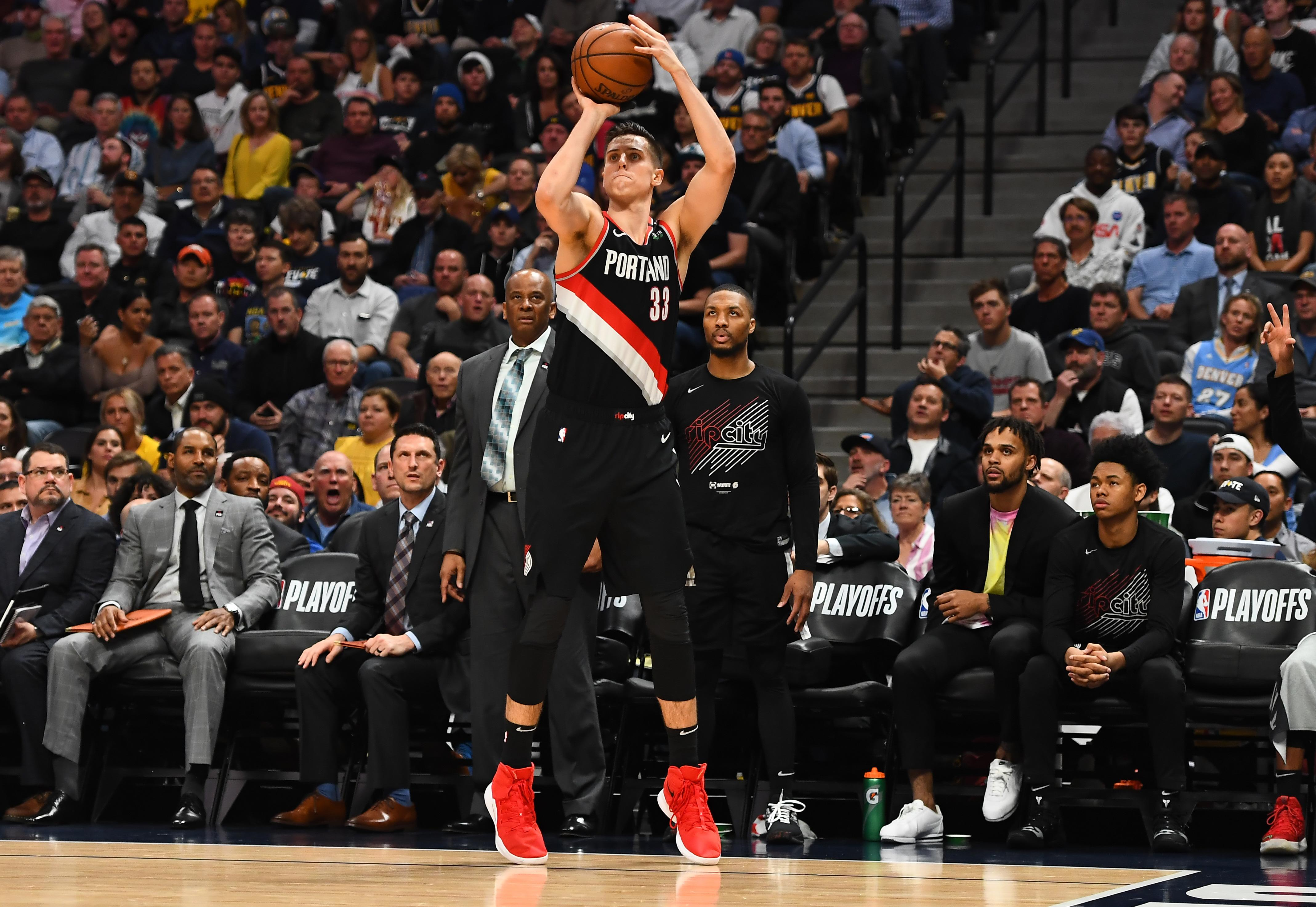 The Scoop: So much anticipation for this upcoming Blazers season!