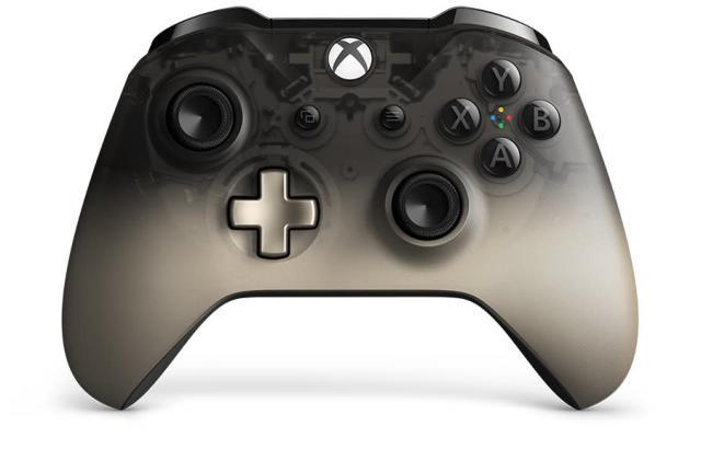 Xbox One's translucent Phantom Black controller arrives September 11th
