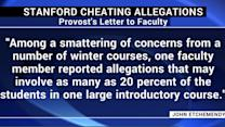 Amid cheating scandal, provost questions Stanford's academic integrity