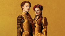 'Mary Queen of Scots': See Margot Robbie's stunning royal transformation into Queen Elizabeth