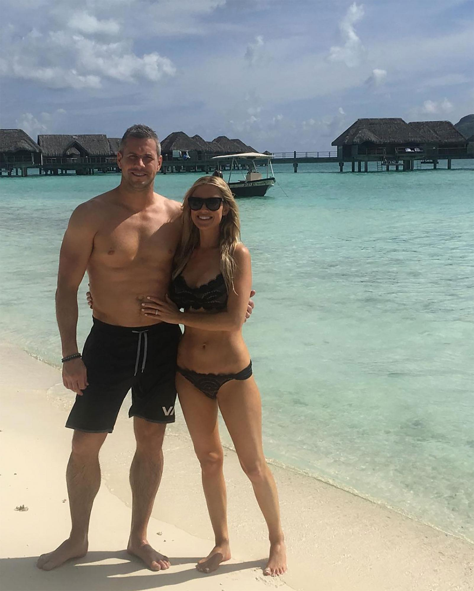 Newlyweds Christina El Moussa and Ant Anstead Reveal They ...