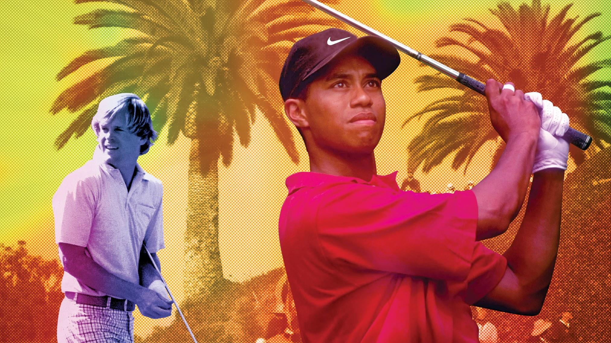 The GOAT: Woods and Miller get testy, Palmer and Norman get a shot at revenge as match play begins