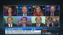 Closing Bell Exchange: The QE clock