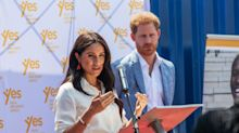 Prince Harry and Meghan Markle's new job: Couple sign up as speakers for star-studded NYC agency
