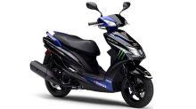 Yamaha to launch Cygnus-X 125 Monster Energy MotoGP edition scooter