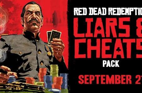 Red Dead Redemption 'Liars and Cheats' DLC coming Sept. 21