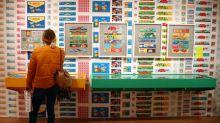 Design and dictatorship - exhibition celebrates North Korean graphics
