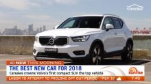 Volvo XC40 named car of the year