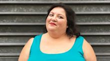 Size 8 is 'fat' in France, says plus-size author of her country's secret weight obsession