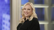 Meghan McCain shuts down Twitter rando who says 'The View' co-host needs breαst-reduction surgery